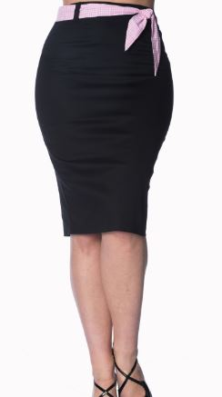 Grease Pencil Skirt