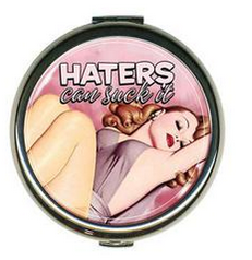 Compact Mirrors Retro - Wicked Rockabilly & Gifts - 5