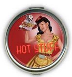 Compact Mirrors Retro - Wicked Rockabilly & Gifts - 6