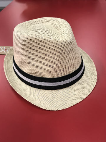 Girls Fedora Pink