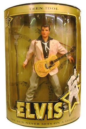 Elvis Presley 68' Comeback Special Collectors Edition Doll