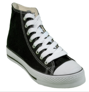 Gym Boots for Guys - Wicked Rockabilly & Gifts