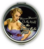 Compact Mirrors Retro - Wicked Rockabilly & Gifts - 12
