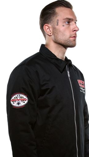 Old Speed Men's Lined Jacket -   Only Two left going below Cost Price!!
