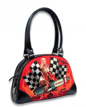 Queen of Speed Bowling Bag