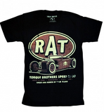 Rat Mens T - Wicked Rockabilly & Gifts
