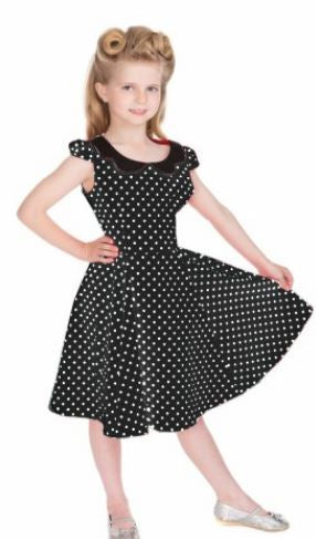 Sabrina Girls Dress
