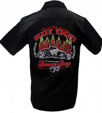 Tuff Enuff Mens Work Shirt