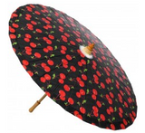 Parasol Cherries - Wicked Rockabilly & Gifts