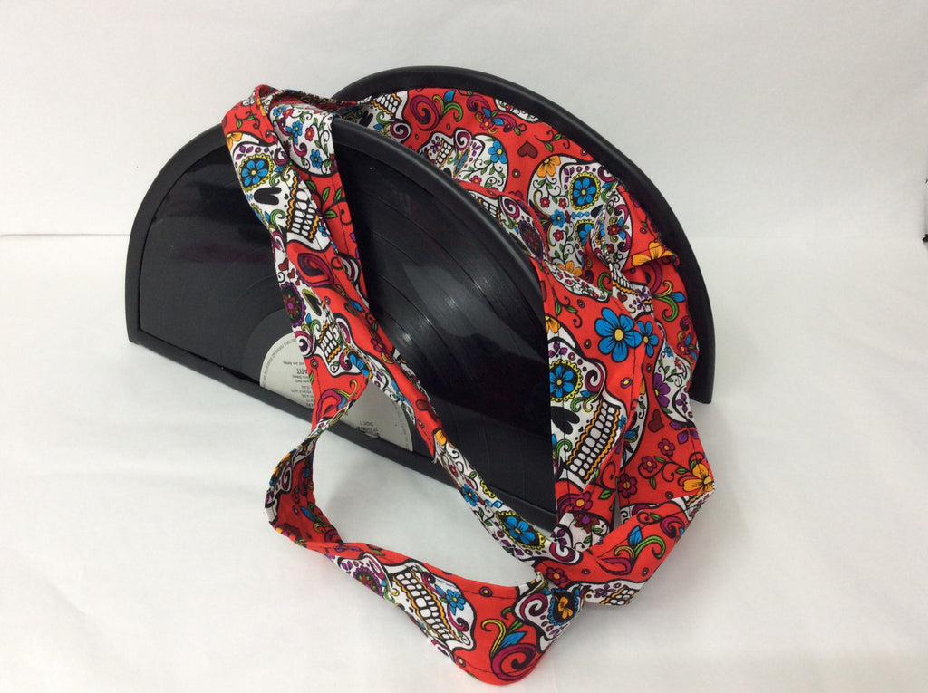 Vinyl Record Bag - Wicked Rockabilly & Gifts - 1