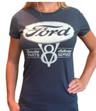Ford Genuine Parts V8 Girls T-Shirt