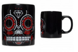 Sugar Skull Mugs - Black or White