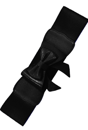 Play It Right Stretch Belt - Wicked Rockabilly & Gifts - 1