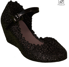 Wedge One Bronze or Silver - Wicked Rockabilly & Gifts - 3