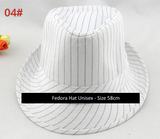 Fedora / Trilby Unisex Hat - Wicked Rockabilly & Gifts - 2