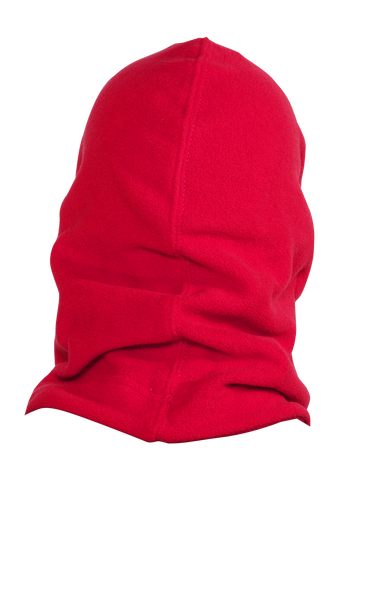 Hooded Neck Warmer - Red