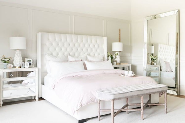The Panama Tufted Bed