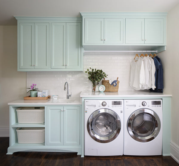 7 Tips for Setting Up the Perfect Laundry Room!