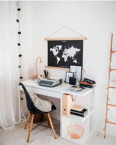 Home Office in Calgary