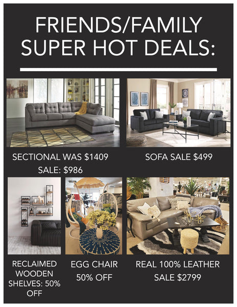 exclusive deals showhome