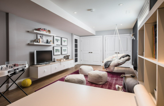 TIPS FOR DESIGNING AN AMAZING KIDS GAME ROOM OR PLAYROOM - Calgary Furniture Stores