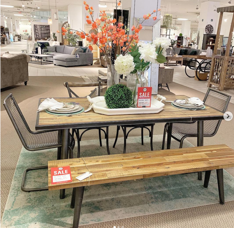 Shop Calgary Dining Tables