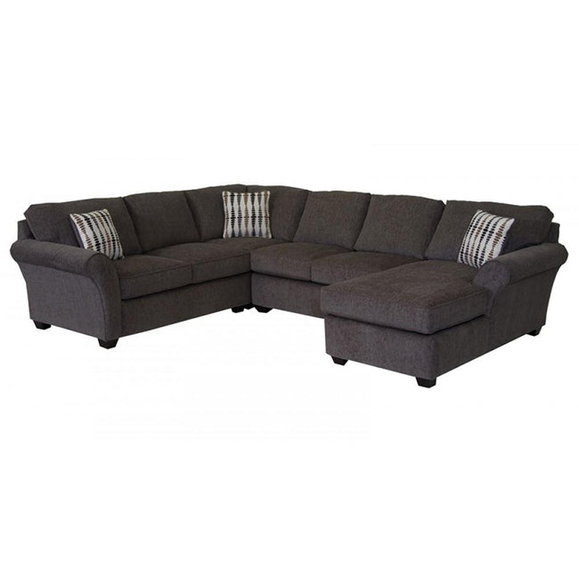 0704 SECTIONAL - CUSTOM CANADIAN MADE | Showhome Furniture