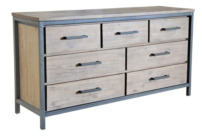 Irondale 7 Drawer Dresser Dressers Showhome Funiture