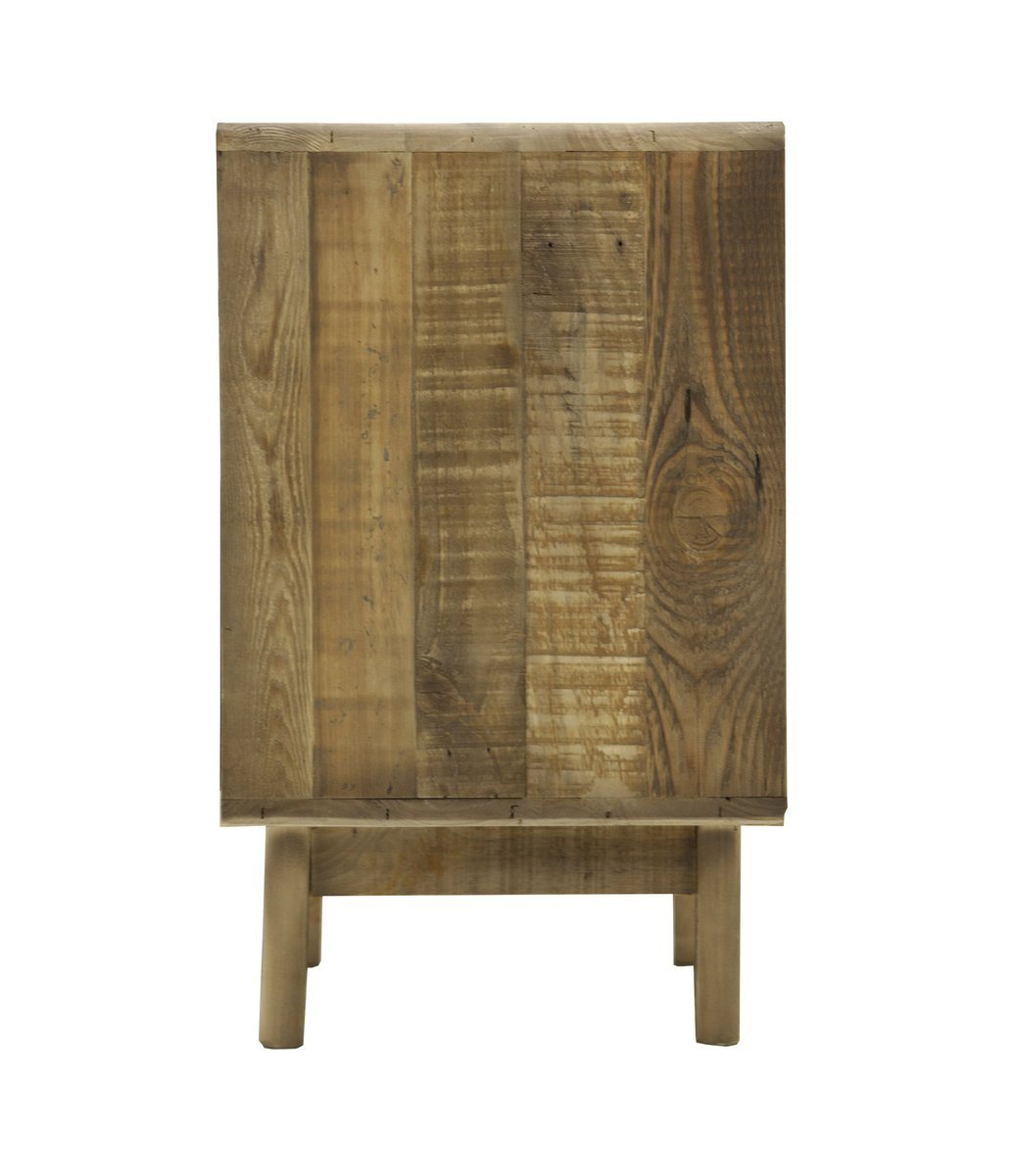 Campestre- Modern Bedside Table - Showhome Furniture
