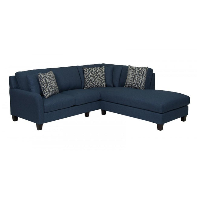 1303 SECTIONAL - CUSTOM CANADIAN MADE - BY DYNASTY - Showhome Furniture