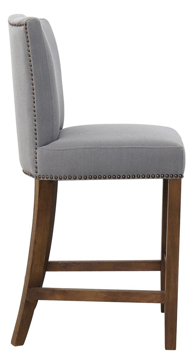 COUNTER STOOL - OCEAN GREY - Showhome Furniture
