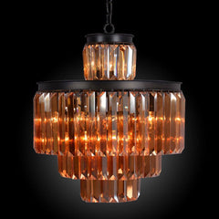 AMBER CHANDELIER - Showhome Furniture