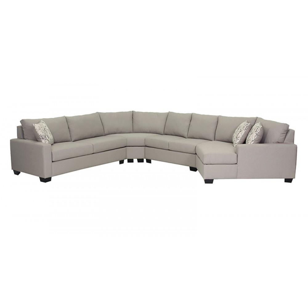 1702 SECTIONAL - CUSTOM CANADIAN MADE - BY DYNASTY