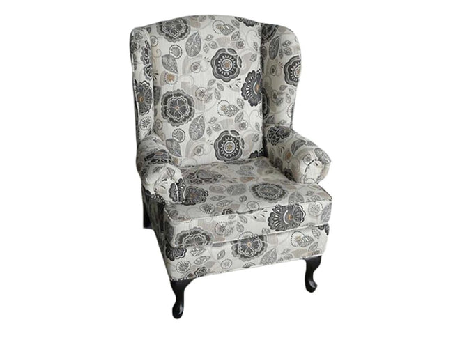 1825-Wing Chair | Calgary's Furniture Store