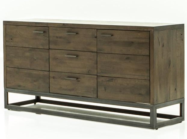Woodcraft Modern Solid Wood Sideboard | Calgary's Furniture Store