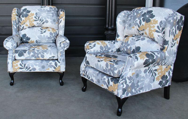1875-Wing Chair | Showhome Furniture