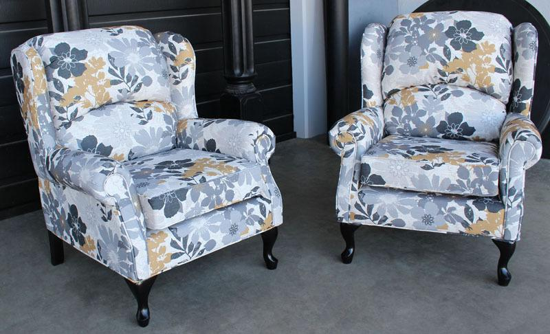 1875-Wing Chair Chairs Elite