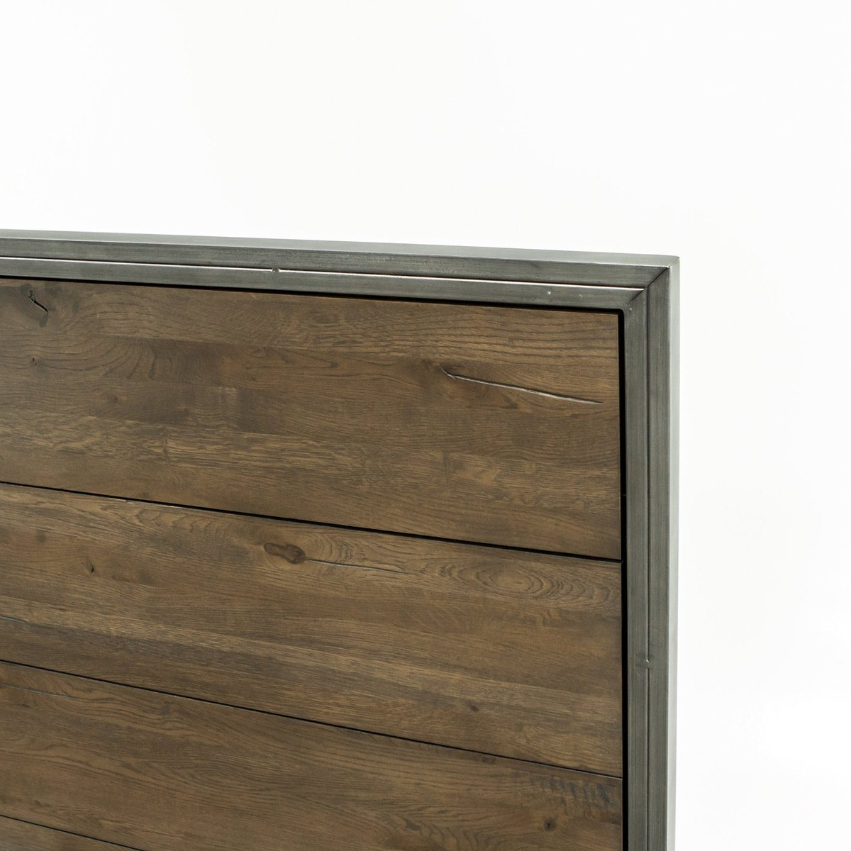 Woodcraft Modern Solid Wood Bed - King/Queen | Calgary's Furniture Store