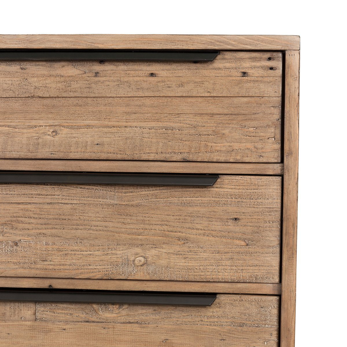 5 DRAWER DRESSER - RUSTIC SUNDRIED ASH Dressers Showhome Furniture
