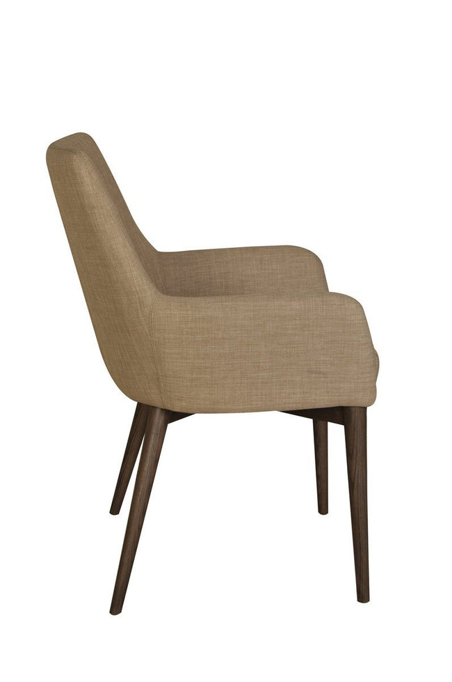 REID DINING CHAIR - BEIGE | Showhome Furniture