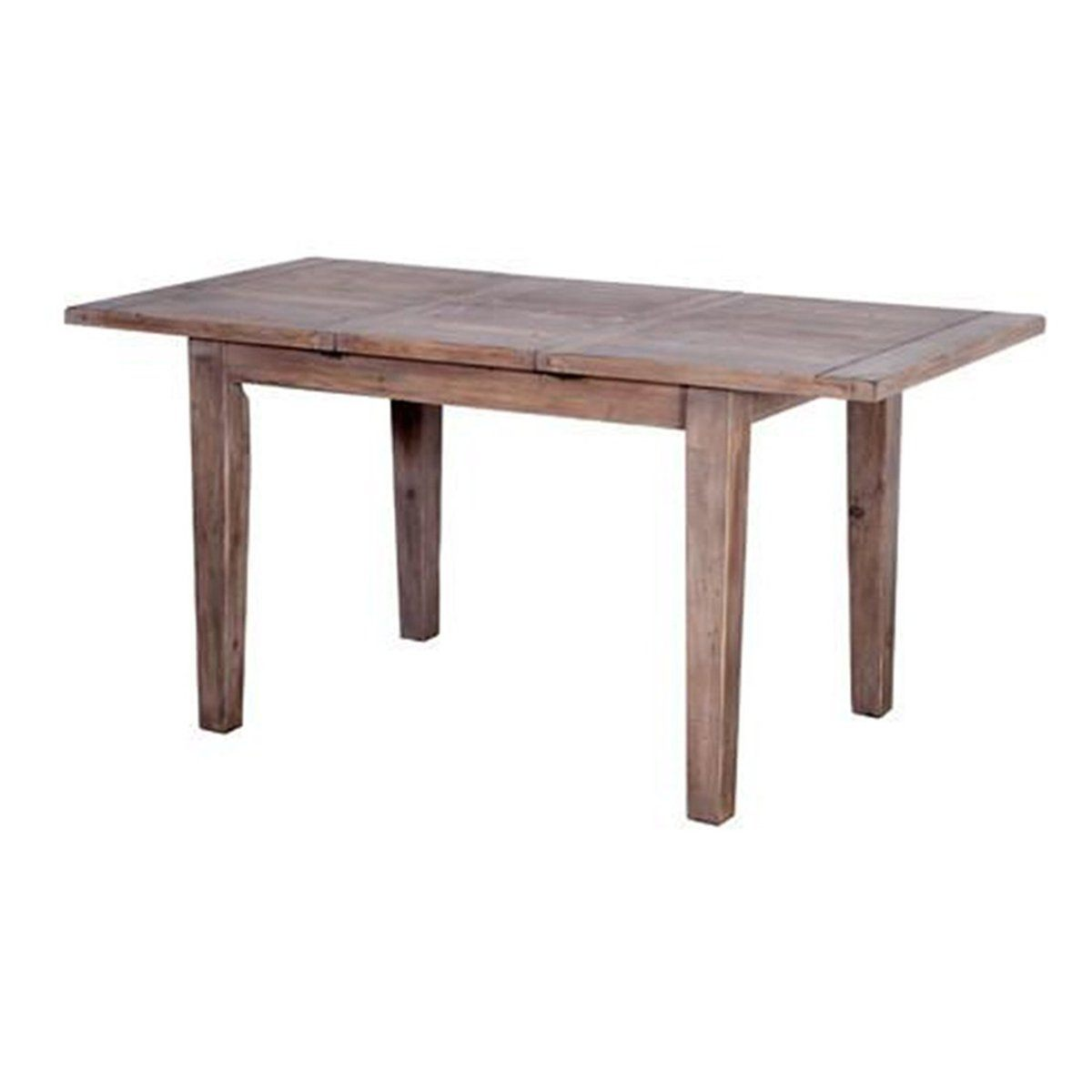 "Sundried LIGHT Small Extension Dining Table (47""/63"") - Showhome Furniture"