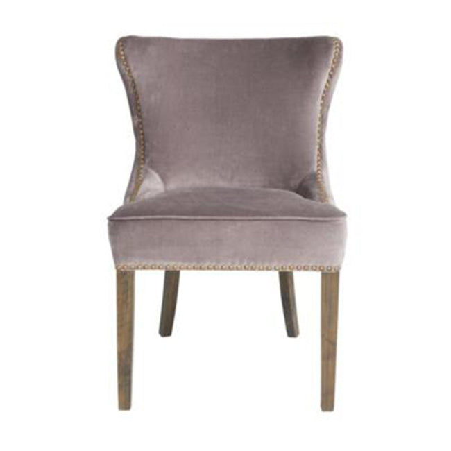 Watson Dining Chair - Velvet Dining Chairs LH