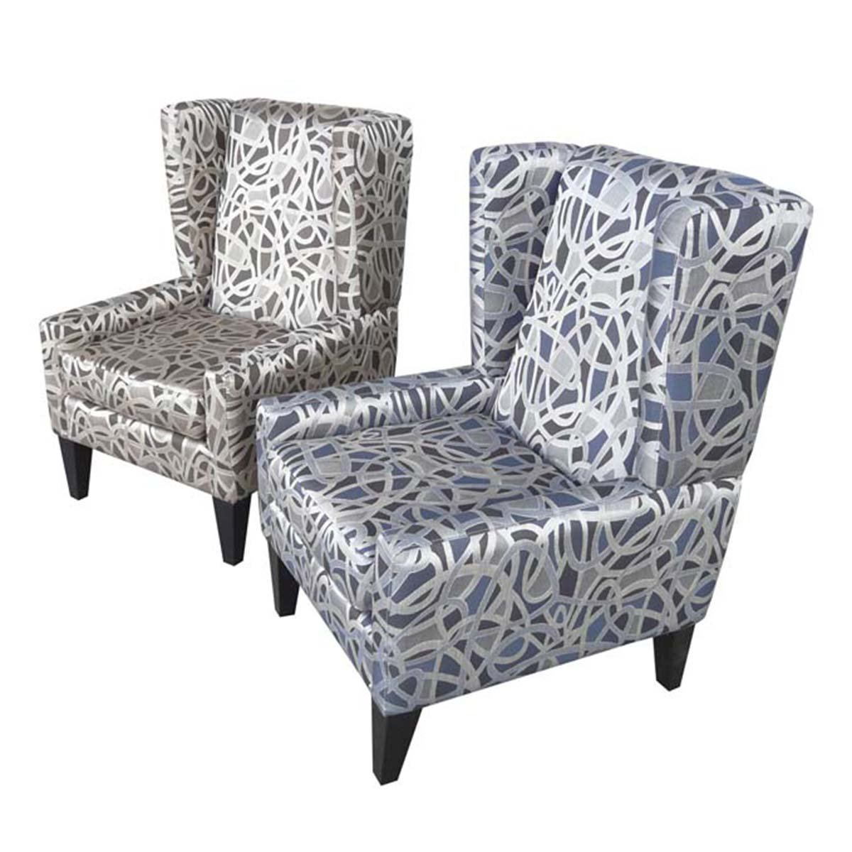 Enzo Wing Chair - Showhome Furniture