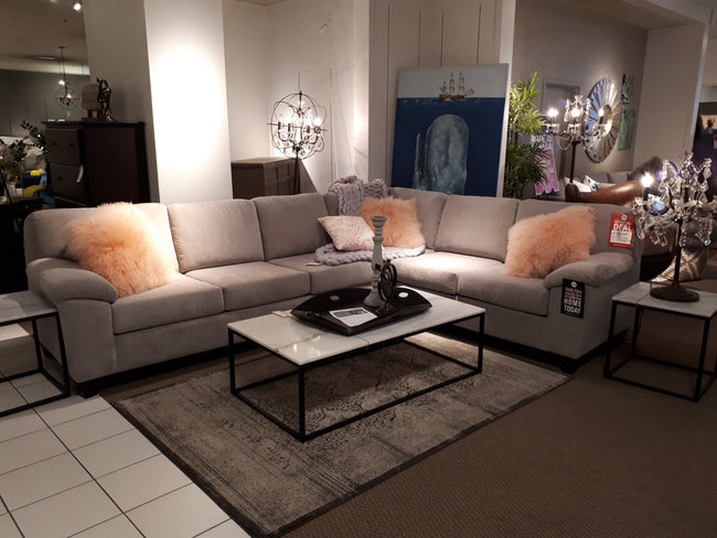 Houston RAF Loveseat, Wedge and LAF Sofa | Showhome Furniture