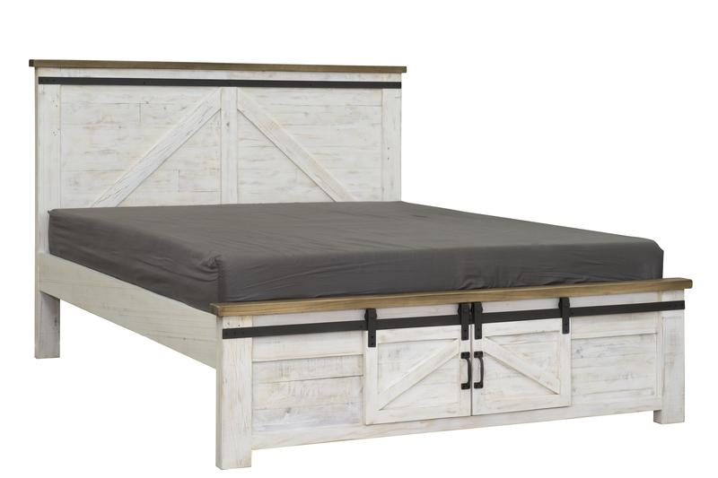 PROVENCE KING BED
