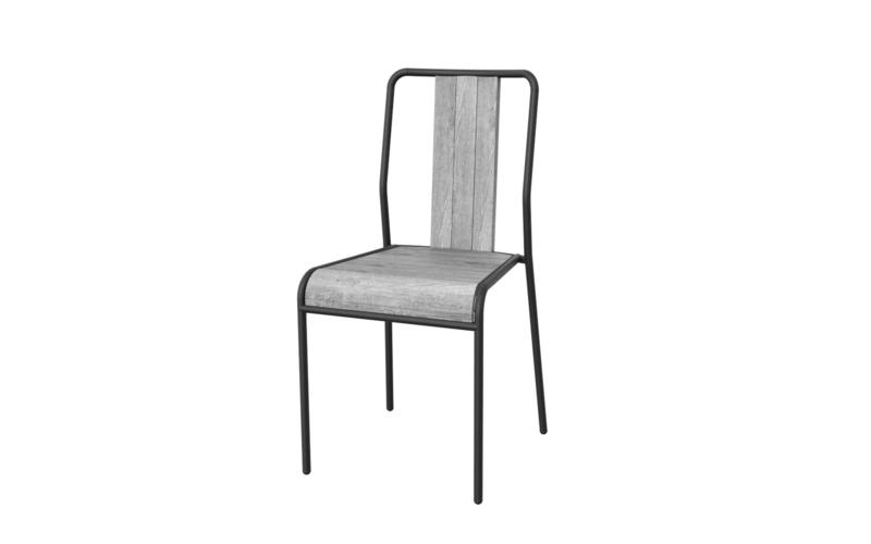 VINTAGE CHAIR Grey Acacia | Showhome Furniture