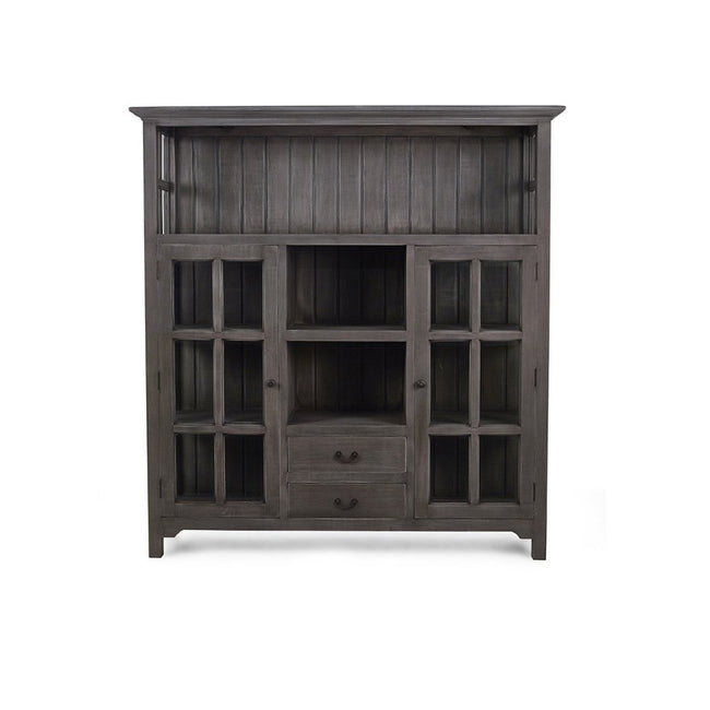 Aries Kitchen Cupboard 2 Drawer Buffet Bramble