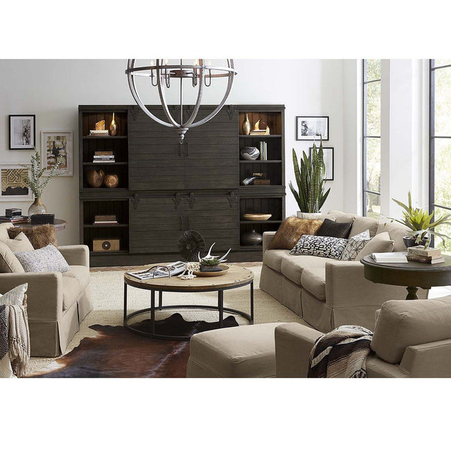 Urban Round Coffee Table 4' - Showhome Furniture