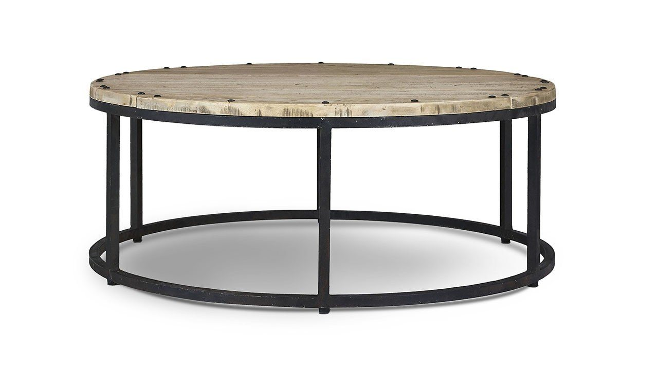 Urban Round Coffee Table 4' Coffee Table Bramble