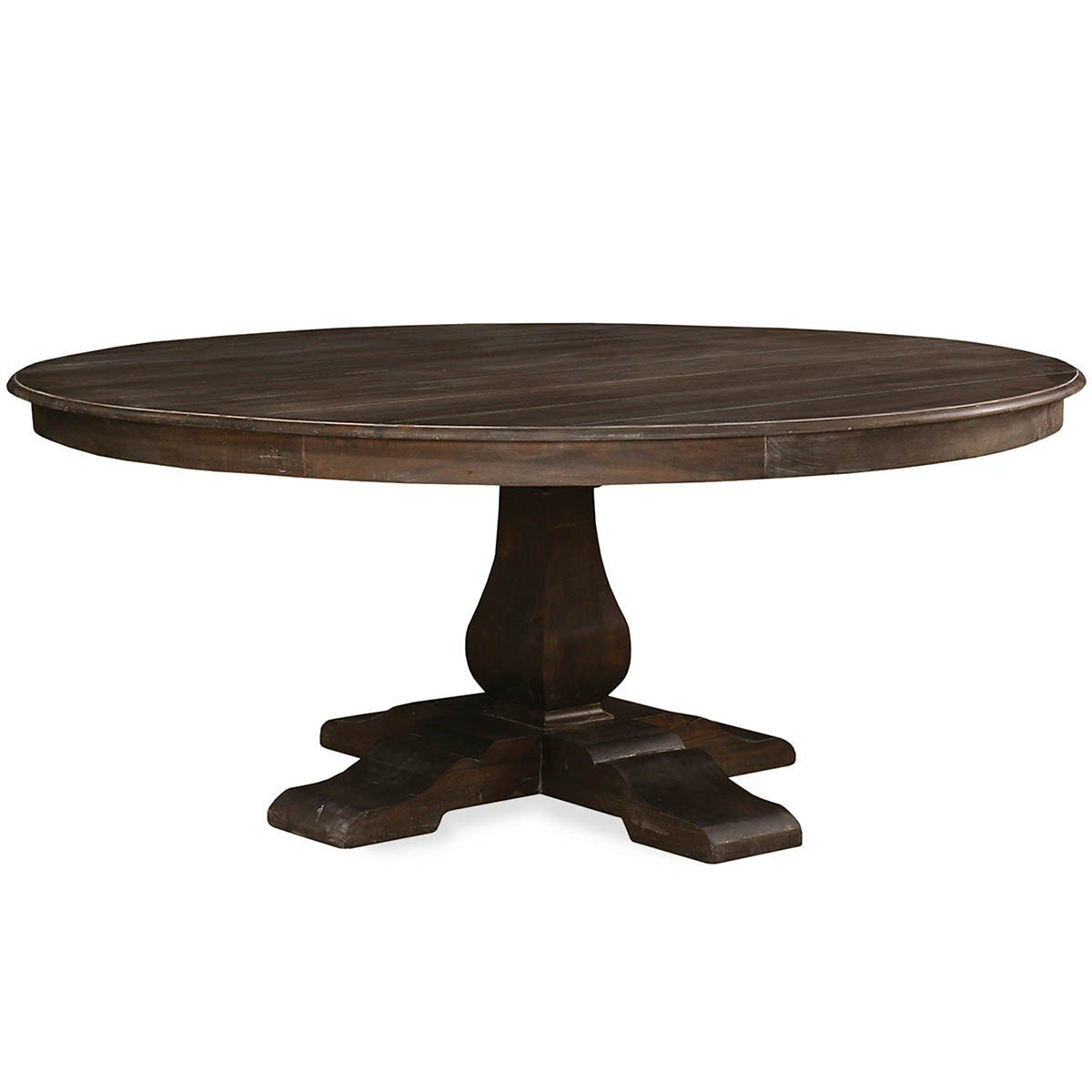 TRESTLE 5' ROUND DINING TABLE - Showhome Furniture